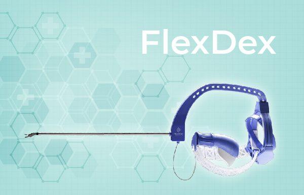 FlexDex Needle Driver